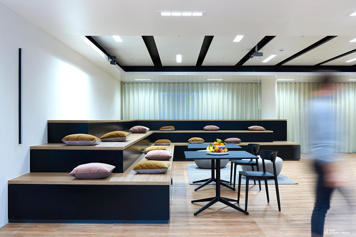 Febelfin new offices room