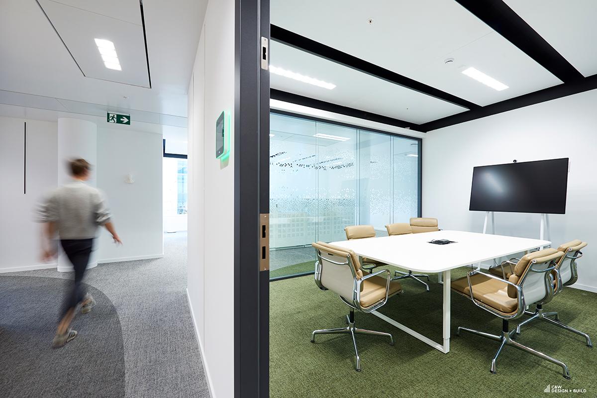 Febelfin new offices meeting room 2