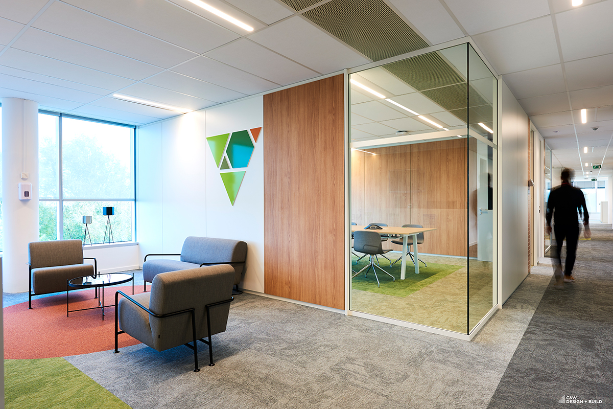 Neovia new offices meeting rooms