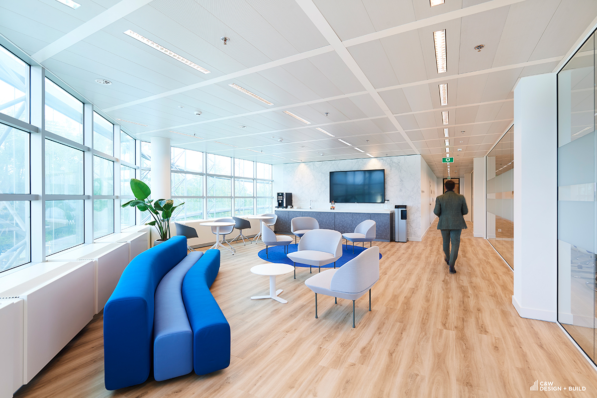 SMT new offices lobby
