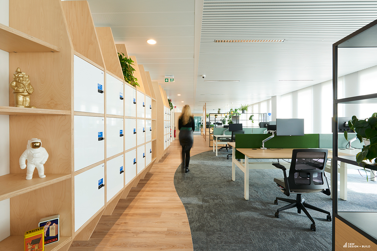 Unilever new offices
