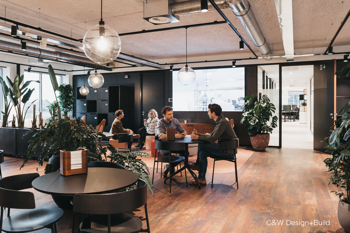 The future of the Belgian workplace